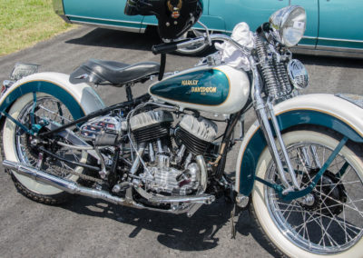 Harley panhead beauty